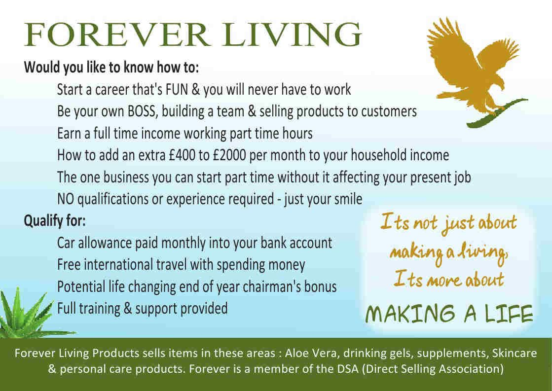 I am looking for new recruits to to join my growing team. If you ...