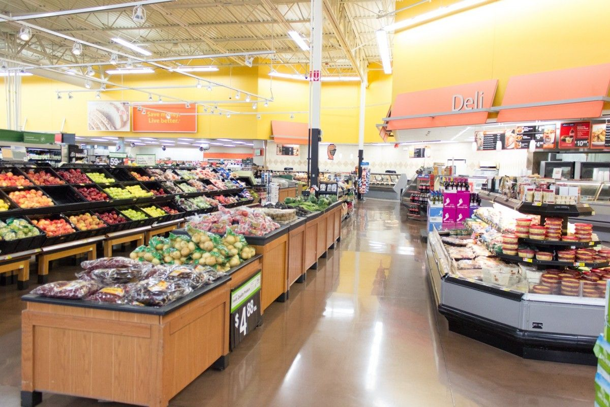 Hypermarkets And Supermarkets