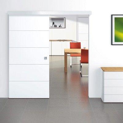 Türposter Weiß Smeck Möbel  Wohnen Holztür Folien 317037