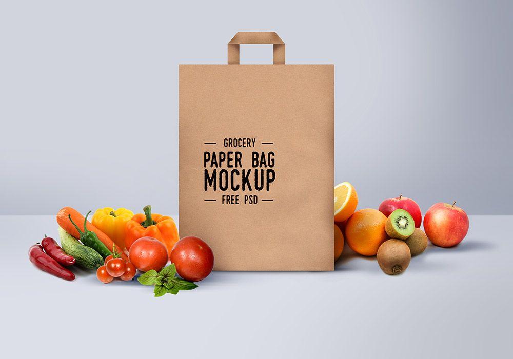 Download Shopping Paper Bag Mockup Graphicsfuel Bag Mockup Free Packaging Mockup Free Mockup