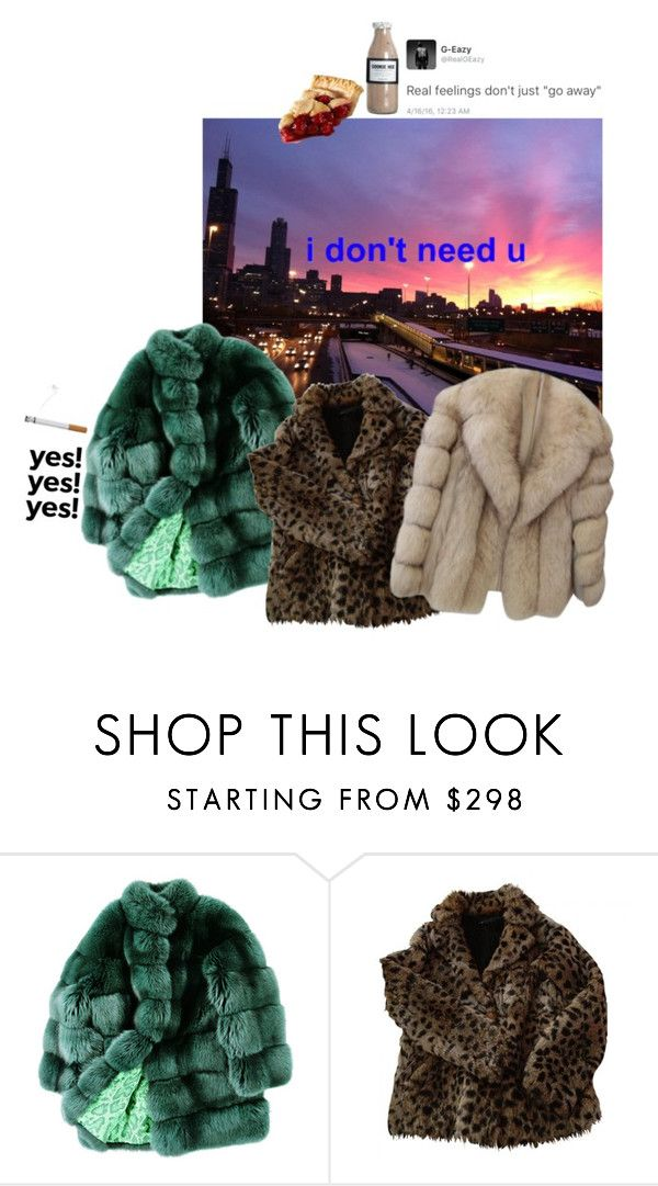 """""""real feelings don't just """"go away"""""""" by wichela ❤ liked on Polyvore featuring ESCADA, Nicolas Vahé and Maje"""