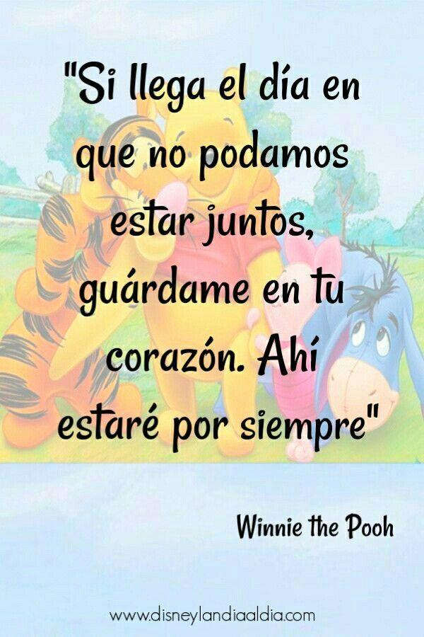 Pin De Angelica Velandia A En Frases Y Reflexiones Frases Bonitas Frases De Amistad Frases Inspiradoras De Disney