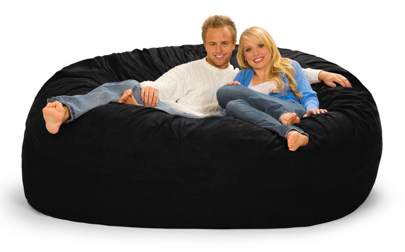 See Our Other Black Bean Bag Chairs Extra Large 8 Foot Bags All Colors 7 Massive