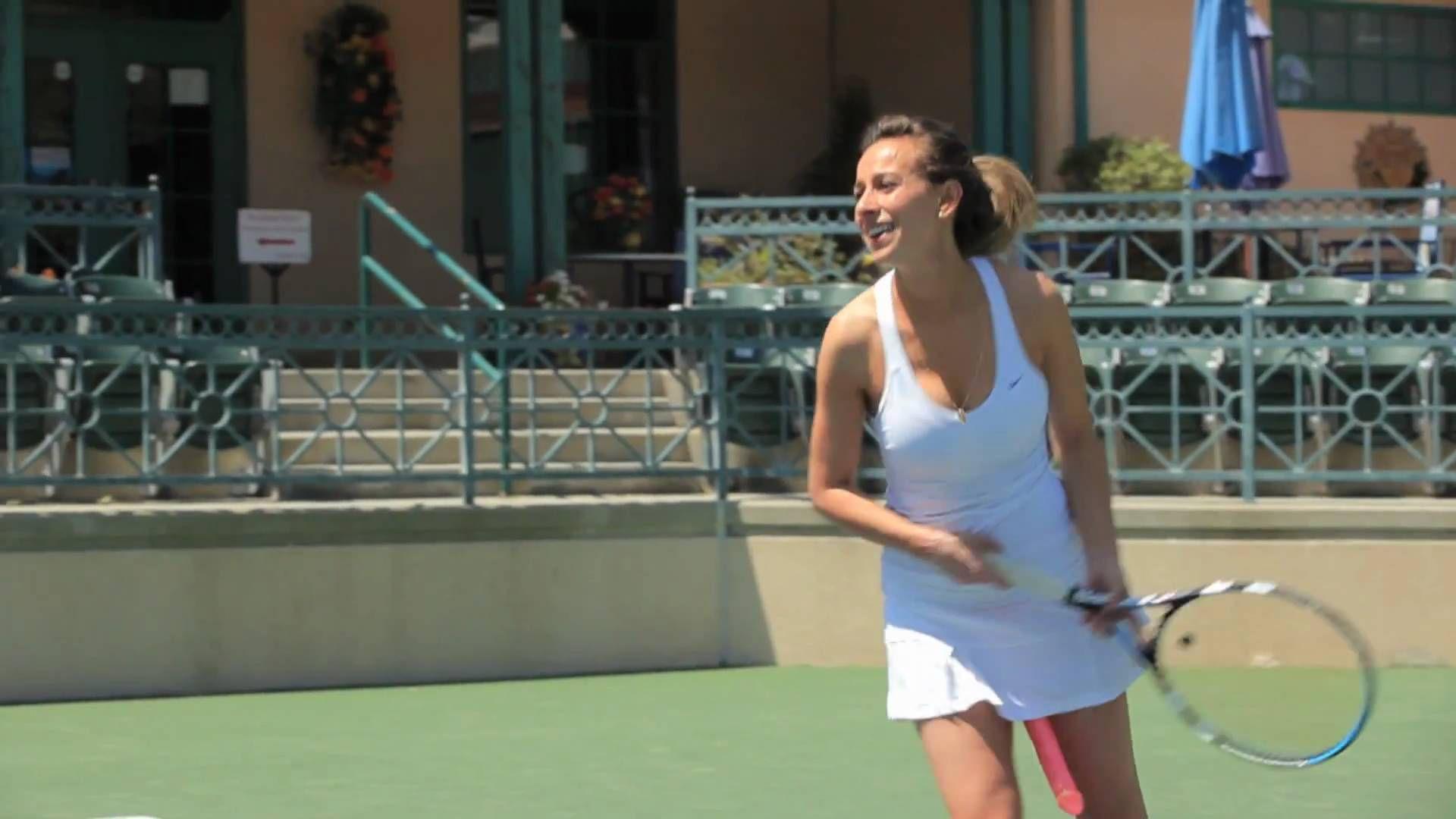 Tennis racket dildo