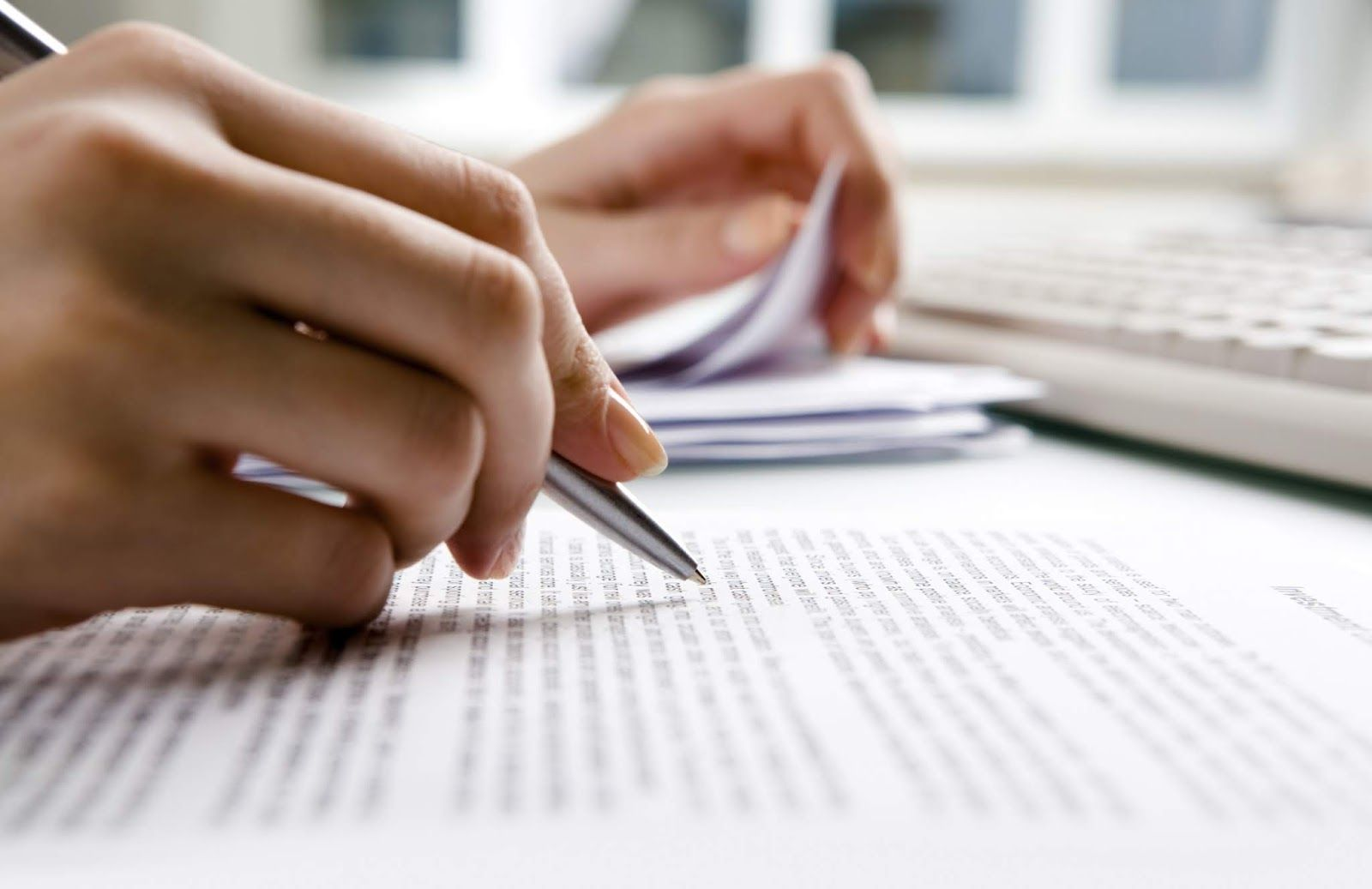 Dissertation thesis writing