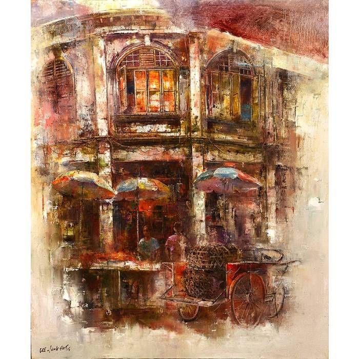Lee Weng Fatt-Petaling Street Shoplot