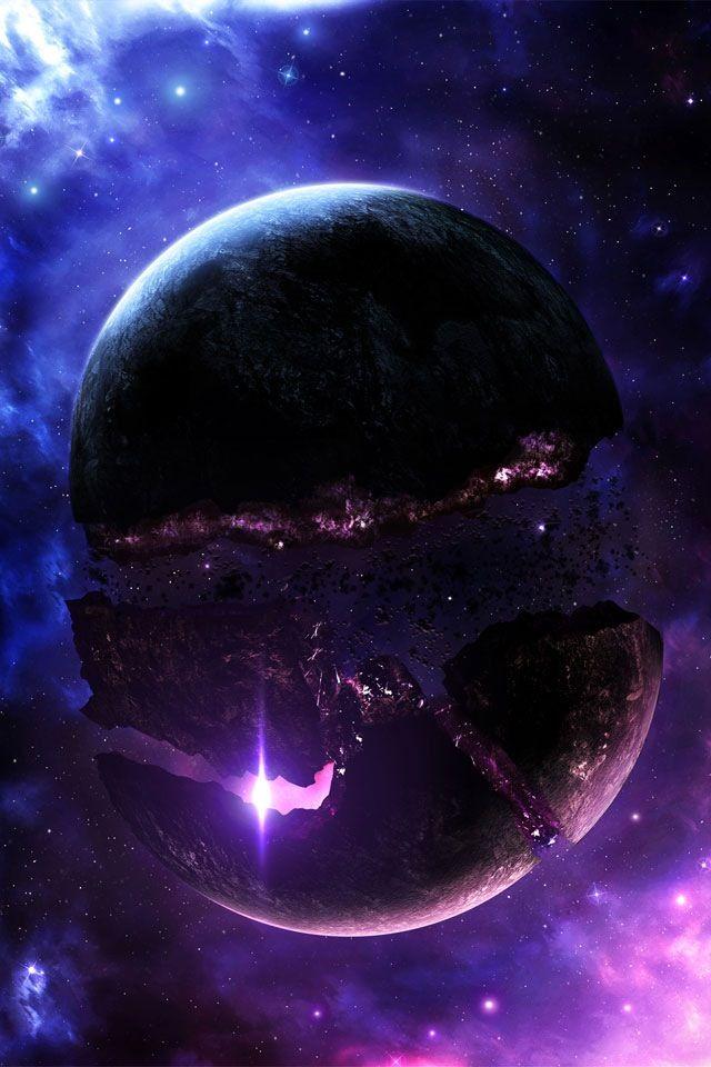 Broken Planet Earth, HD Png Download , Transparent Png Image - PNGitem