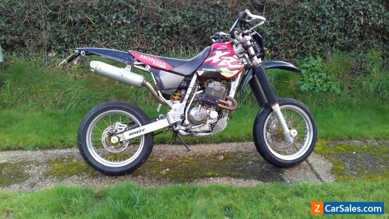 honda xr 400 enduro supermoto honda xr400r forsale. Black Bedroom Furniture Sets. Home Design Ideas