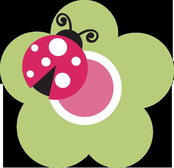 Pink And Green Ladybug Clipart | www.pixshark.com - Images ... Pink And Green Ladybug Clipart