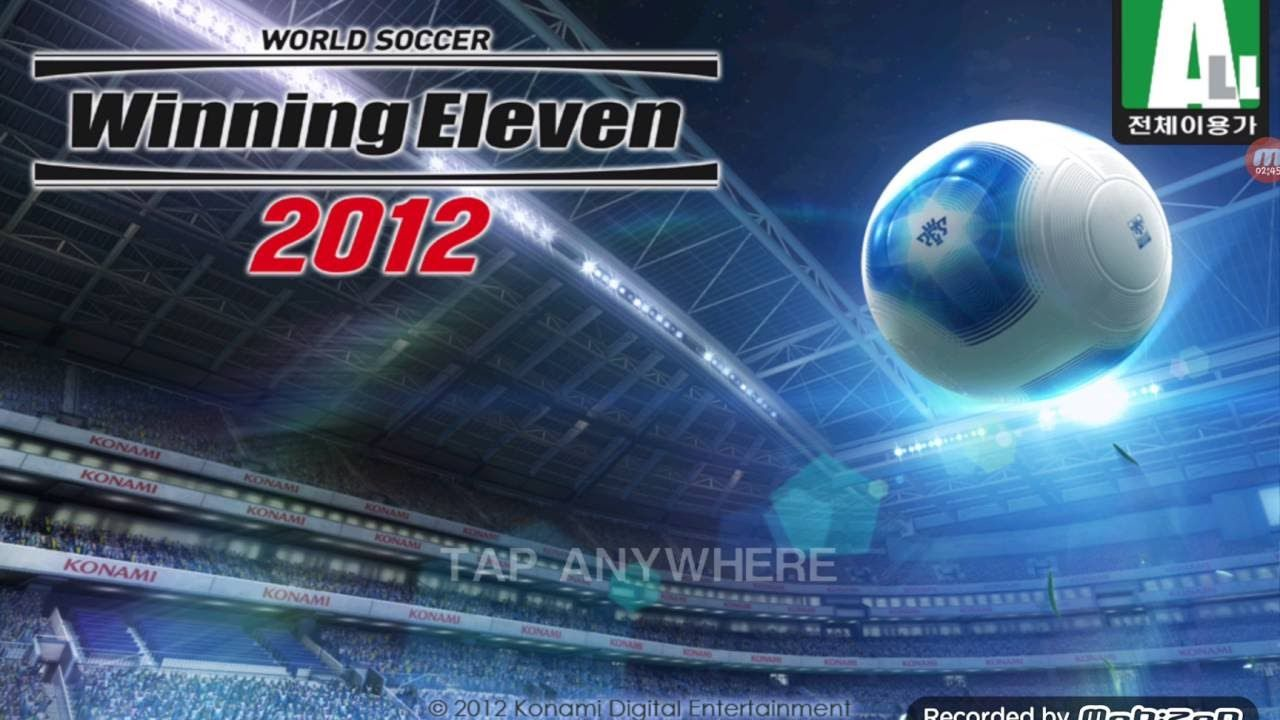 Download Winning Eleven 2012 Warkop Android Apk With Additional Football Leagues To Play It Is Still Download Games Game Download Free Free Pc Games Download