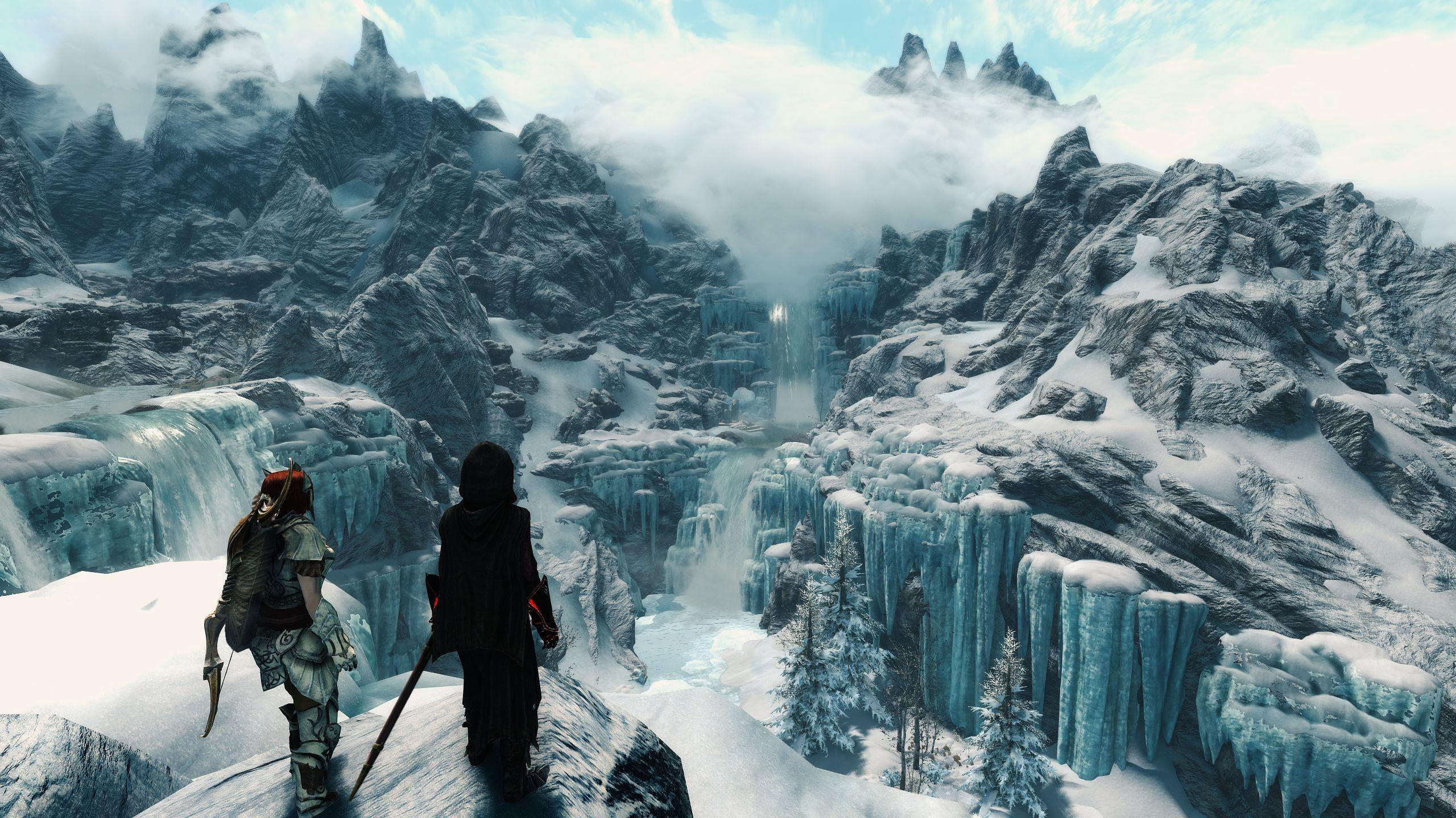 Vale games Skyrim elderscrolls BE3 gaming