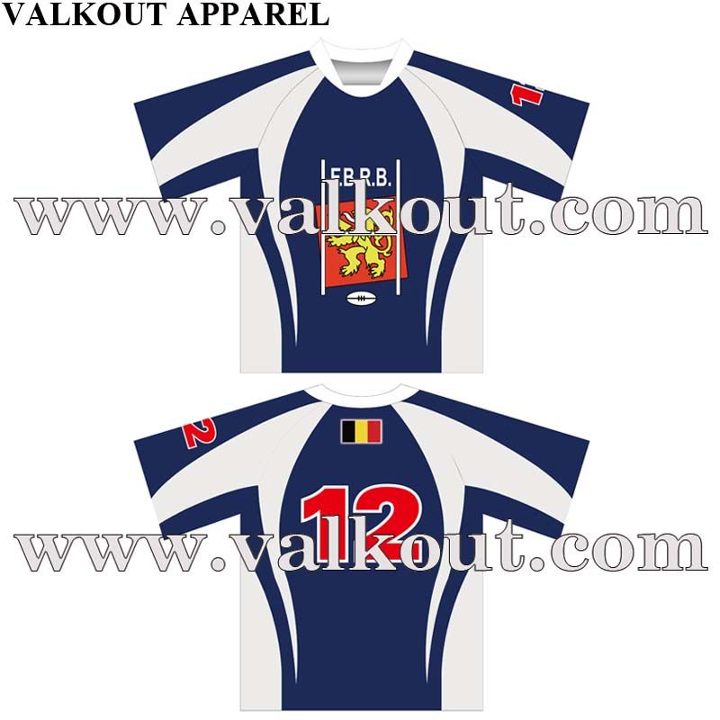 Custom Rugby Uniforms Rugby Team Jerseys Team Clothing