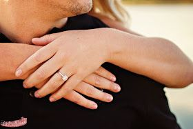 Taylor Wintle Photography: Ring shot// Engagement photo