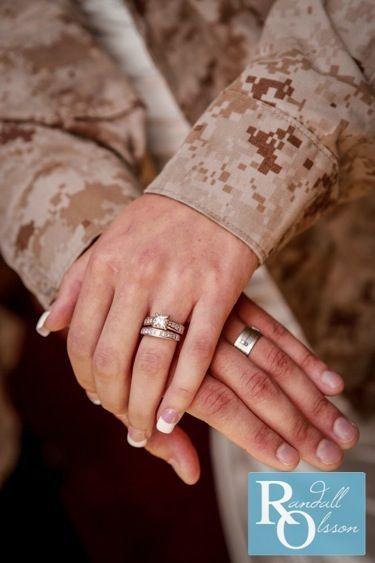 wedding rings ring shots unique wedding photography military wedding - Military Wedding Rings