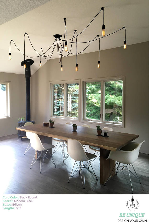 Home Lighting Pendant Chandelier Home Decor Modern House