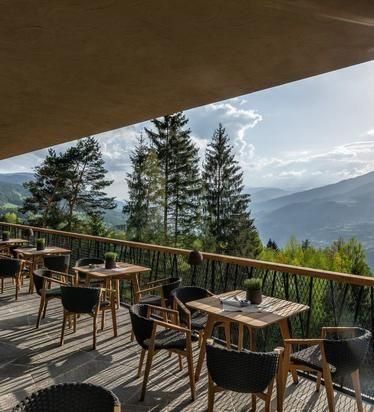 Südtirol Baumhotel My Arbor auf der Plose Baumhotel