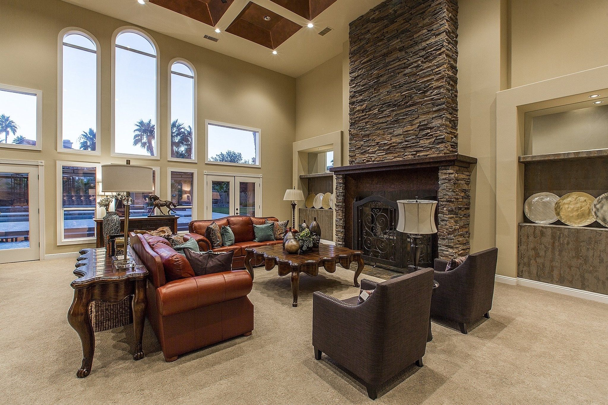 Fire Places, Single Family, Fireplaces, Mantles