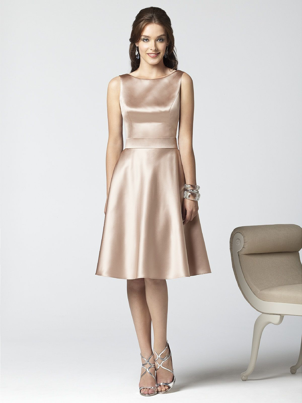 Courthouse wedding dresses under $100  Dessy Collection Style   Captions Matte satin and Satin
