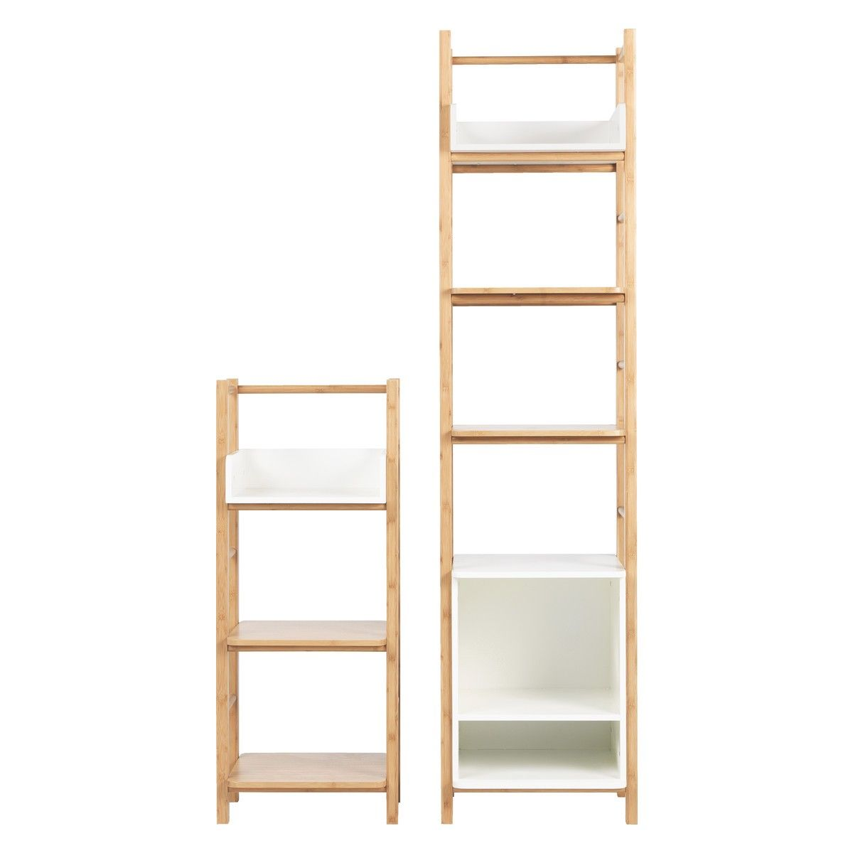 Odin Bamboo 3 Tier Bathroom Storage Unit Now At Habitat Uk