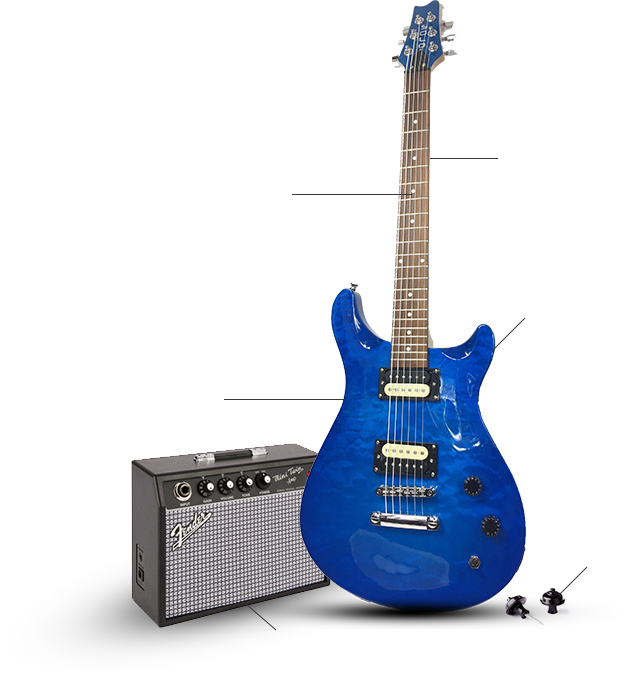 Solo Music Gear Do It Yourself Diy Electric Guitar Kits Build Your Own Guitar Kit Canada Guitar Kits Electric Guitar Kits Bass Guitar Kit