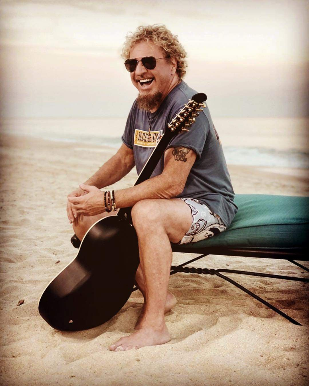 Pin By Sherry Burke On Sammy Hagar The Red Rocker Sammy Hagar Red Rocker Van Halen