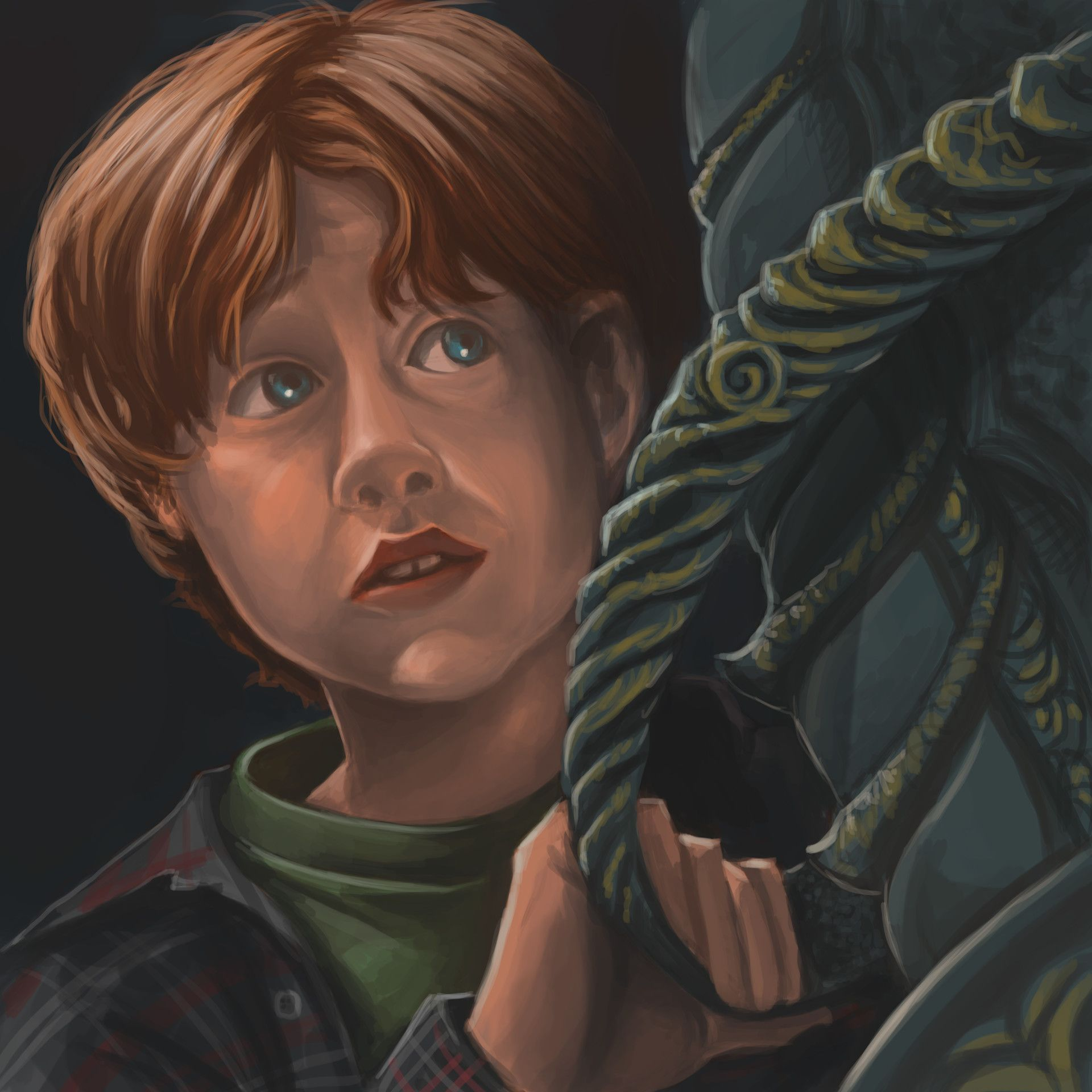 Ron Weasley The Best Wizards Chess Player Hogwarts Ever Knew With