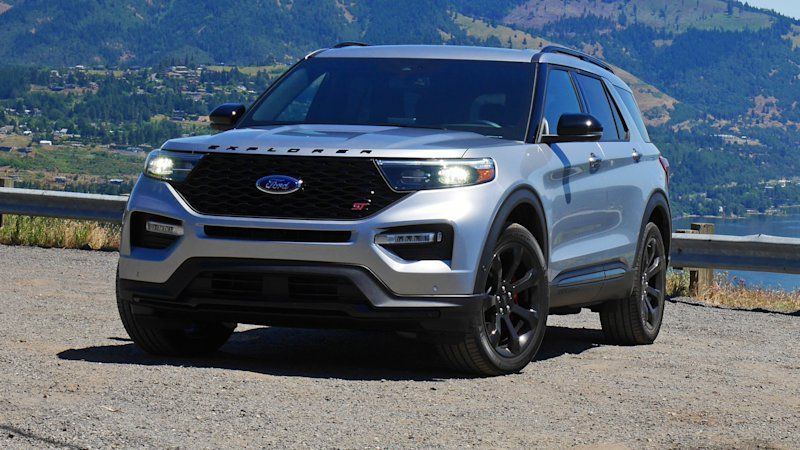 2020 Ford Explorer St Drivers Notes Review In 2020 With Images 2020 Ford Explorer Ford Explorer
