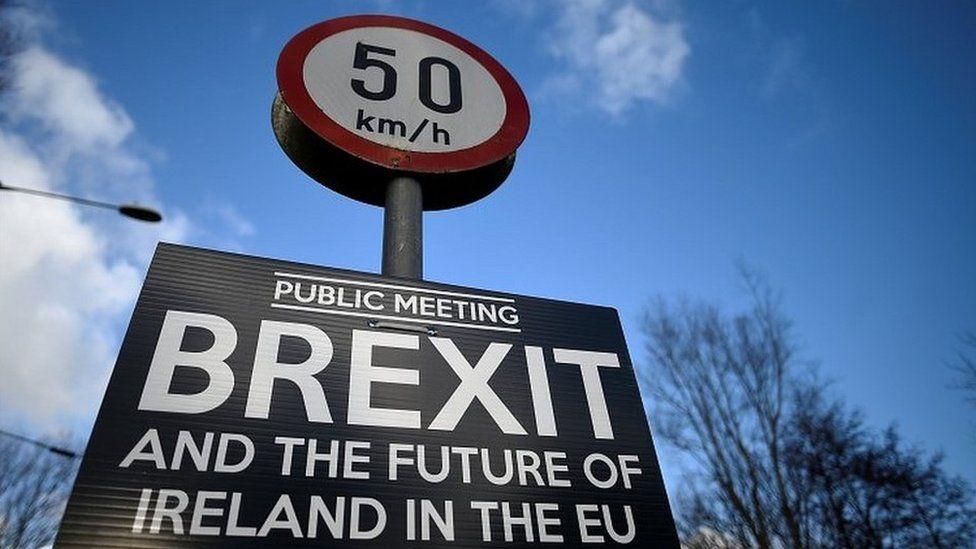 Brexit Eu Ready To Improve Irish Border Proposal Brexit