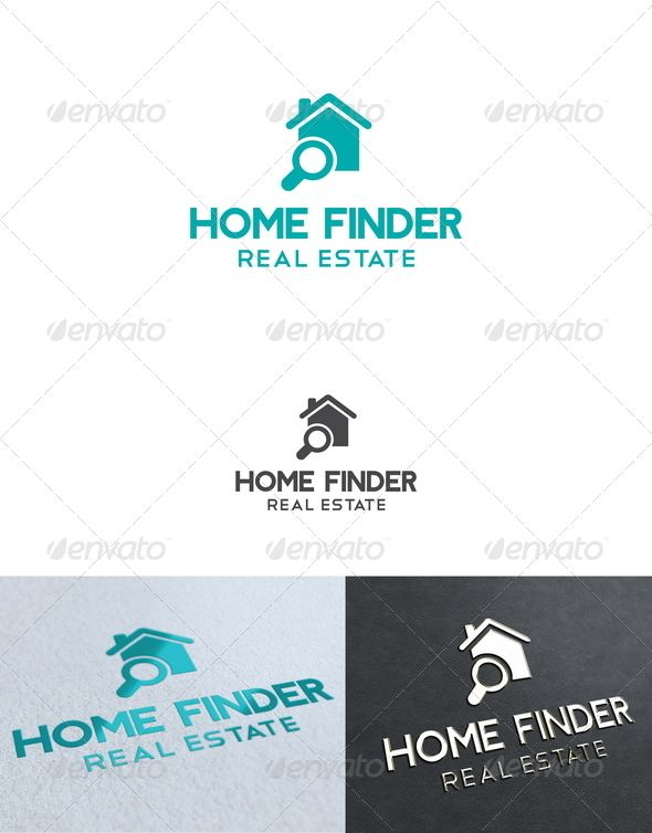 Home Finder Real Estate Logo.jpg (590×754)