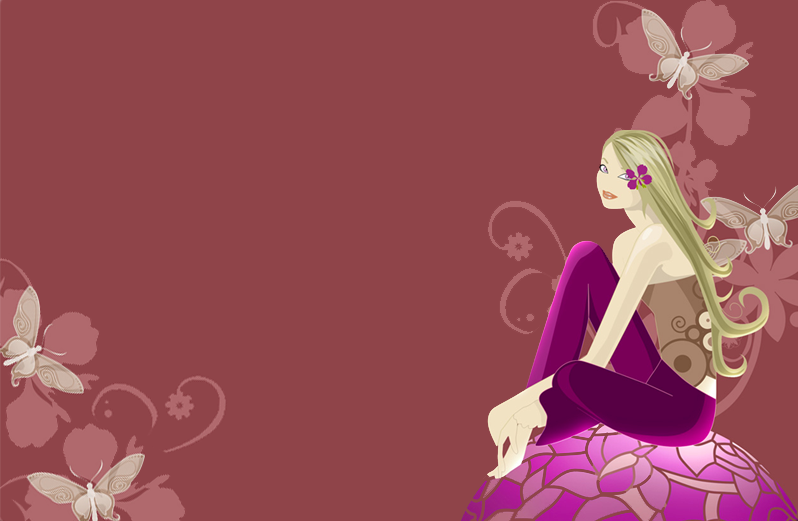 Girly backgrounds cute girly desktop wallpapers silhouette girly backgrounds cute girly desktop wallpapers voltagebd Gallery