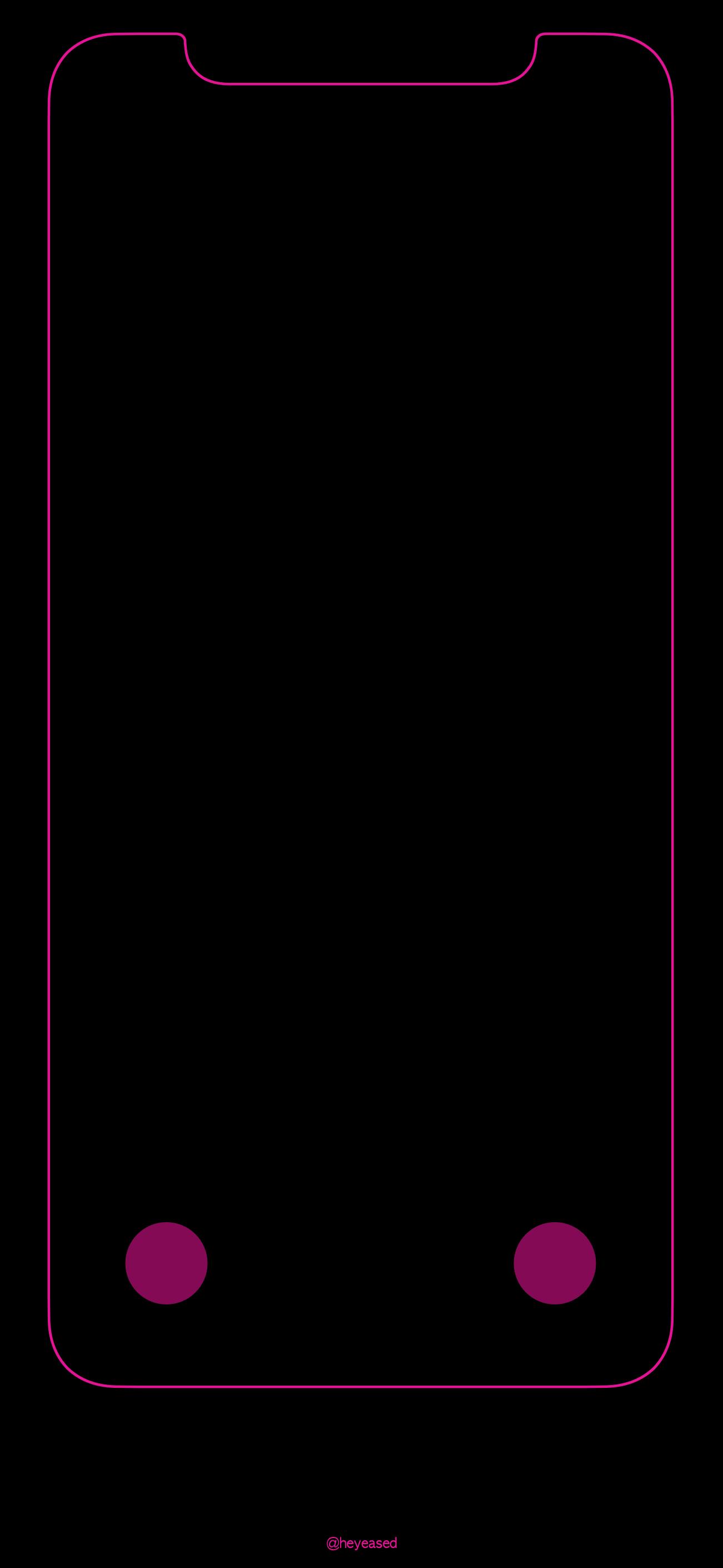 The X Color Lock Pink Png 1 301 2 820 Pixels Iphone Background Wallpaper Wallpaper Edge Apple Wallpaper