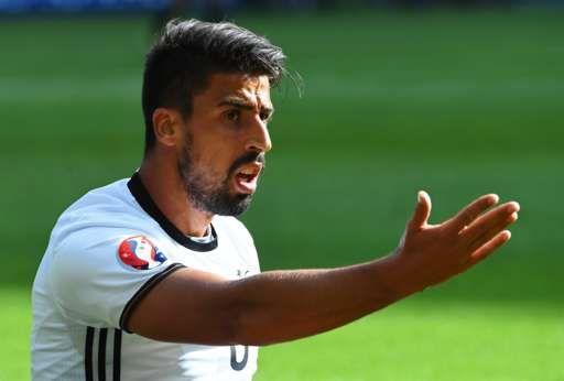 Germany 3 0 Slovakia Reaction Sami Khedira Sports Germany