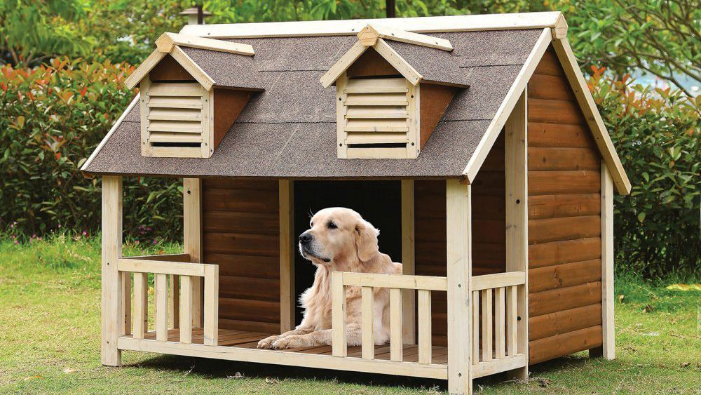 15 Of The Most Amazing Dog Houses You Can Buy Cool Dog Houses