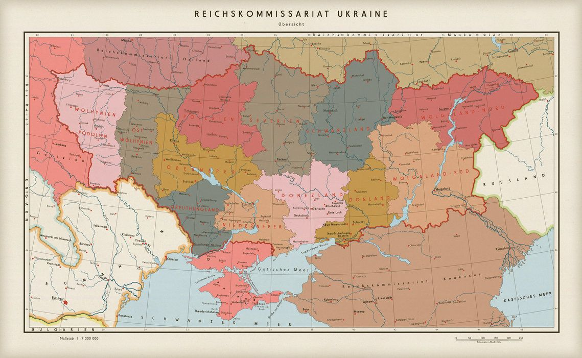 Political map of the greater germanic empire the central european political map of the greater germanic empire the central european part after the end gumiabroncs Image collections
