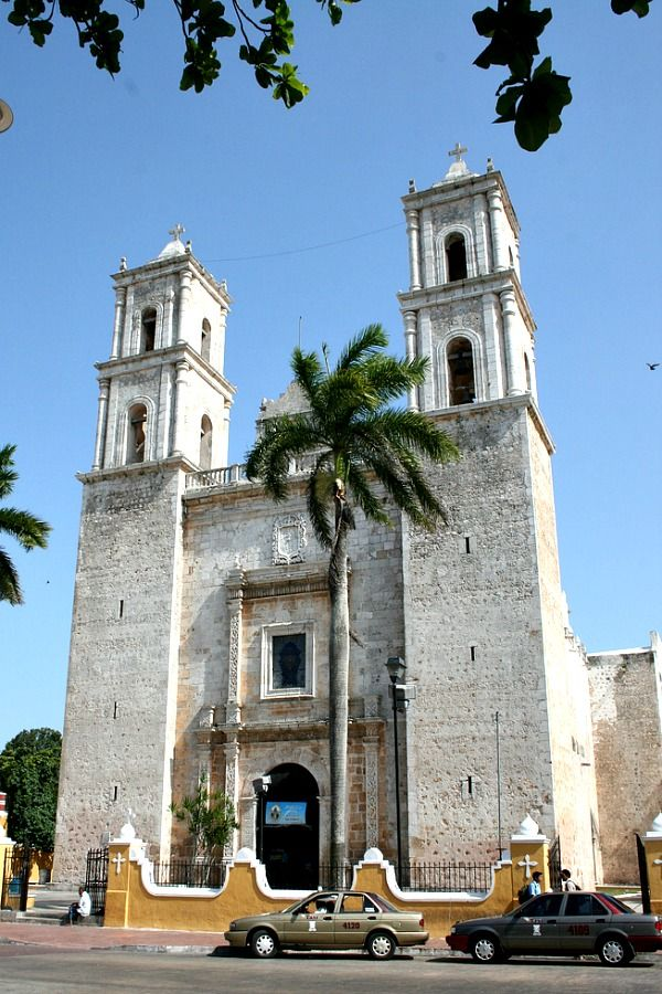 Valladolid, Mexico - See more places to visit in Mexico on our blog!