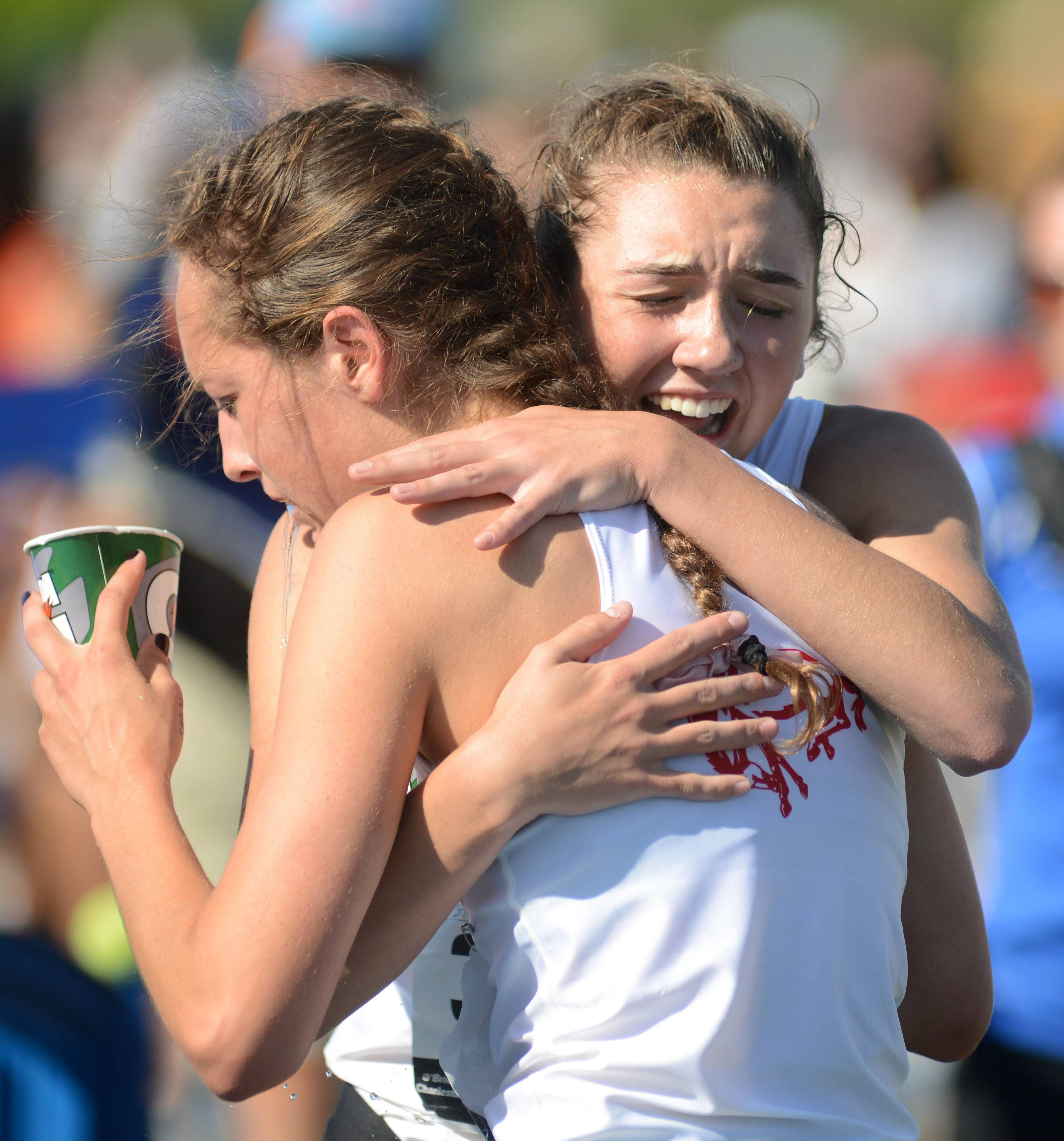 Drama down the stretch for state runnerup Barrington