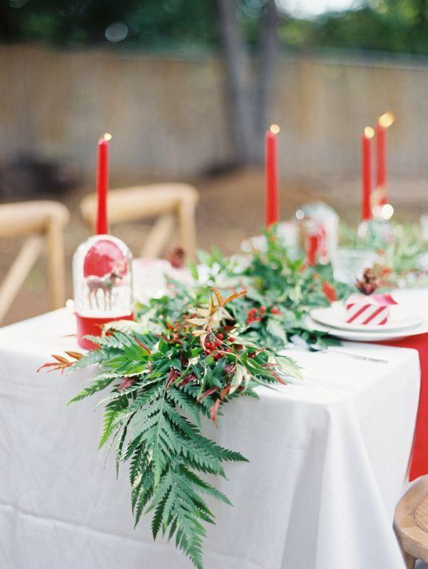 Christmas Dinner Party Fresco, Dinners and DIY Christmas