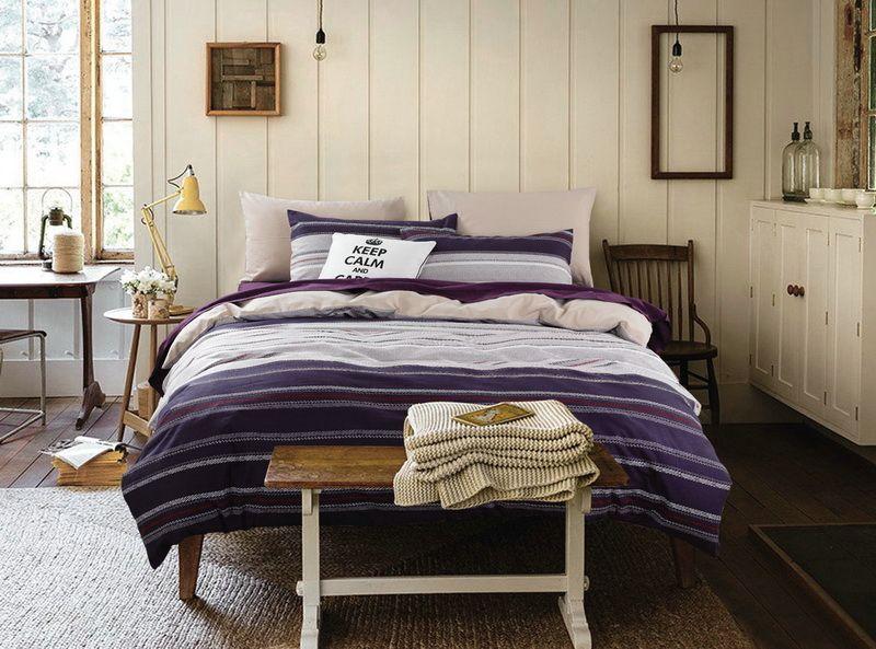 Moco Purple Bedding Scandinavian Design Bedding Teen Bedding Kids Bedding Part 76