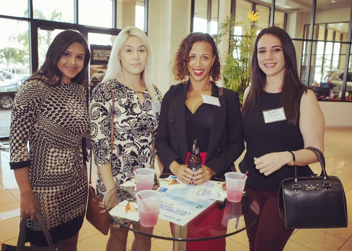 TBT to the recent Attorneys, Bankers, and CPAs Mixer