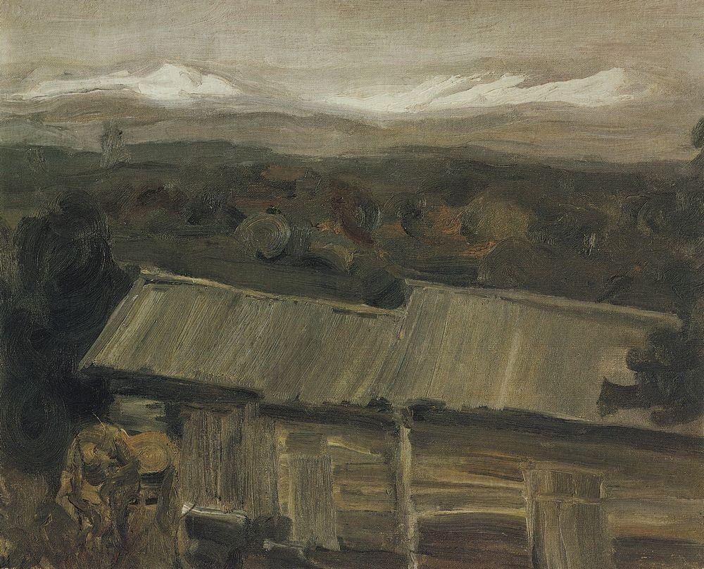 Khvalynsk, 1900