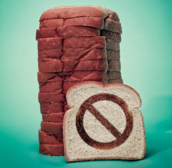 how to lose weight gluten free