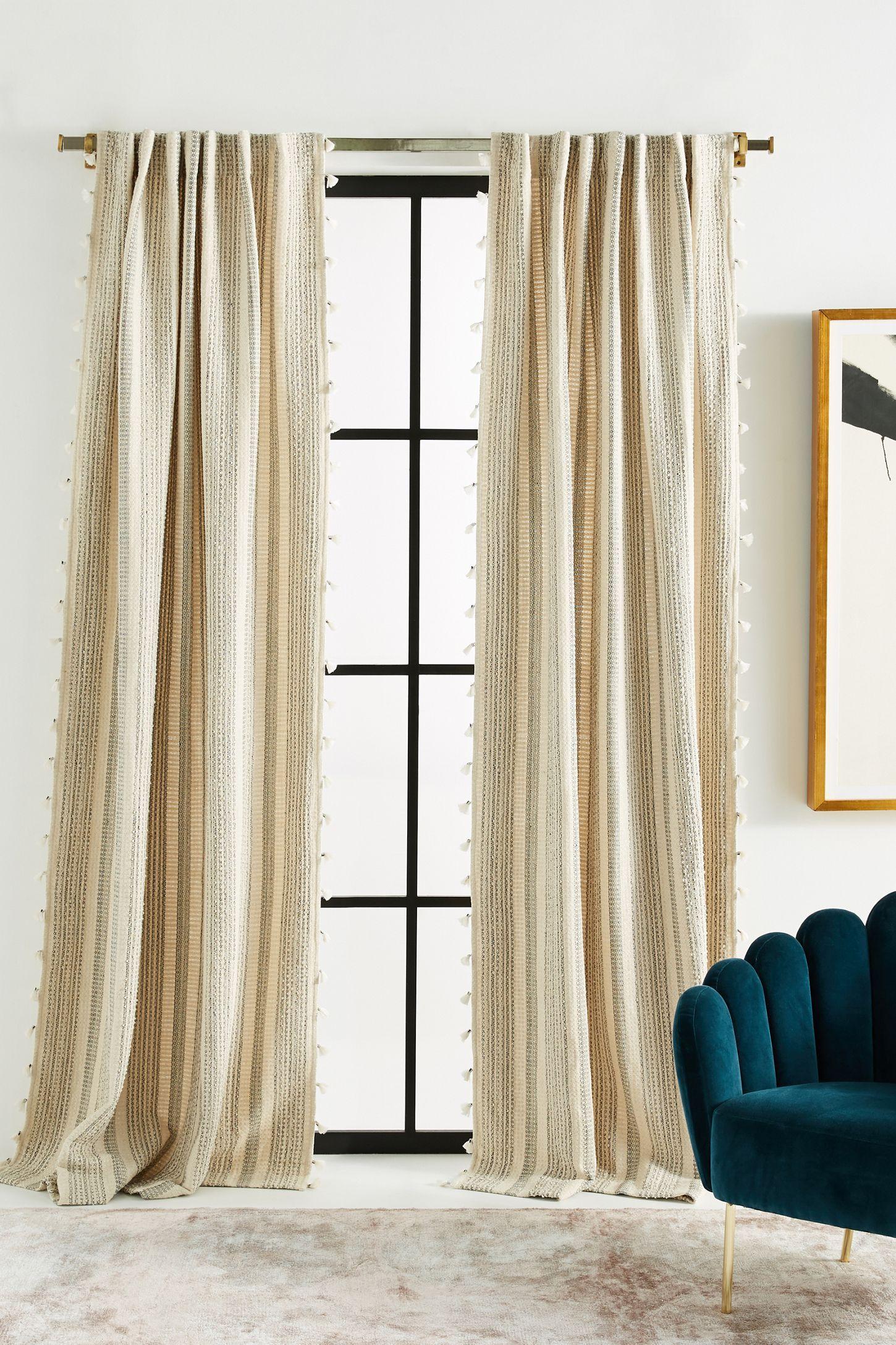 Adjustable Double Curtain Rod Curtains Living Room Curtains