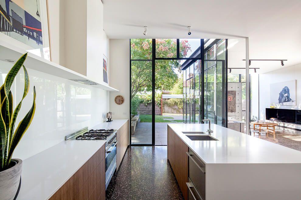016 Victorian Home Renovation Moloney Architects Floor To Ceiling Windows Home Renovation Victorian Homes