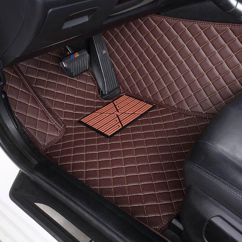 Custom Car Floor Mats For Land Rover Discovery 3 4 Freelander 2 Sport Range Rover Sport Evoque 3d Car Styl Custom Car Floor Mats Car Floor Mats Car Accessories
