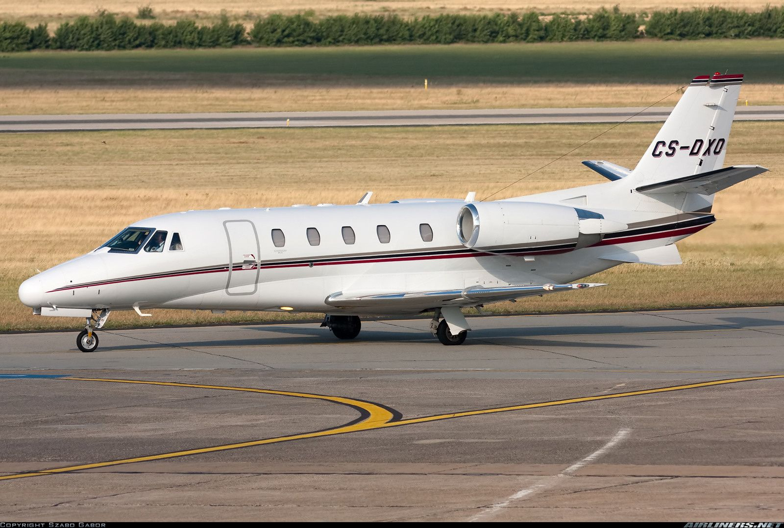 Cessna 560xl Citation Xls Untitled Netjets Aviation