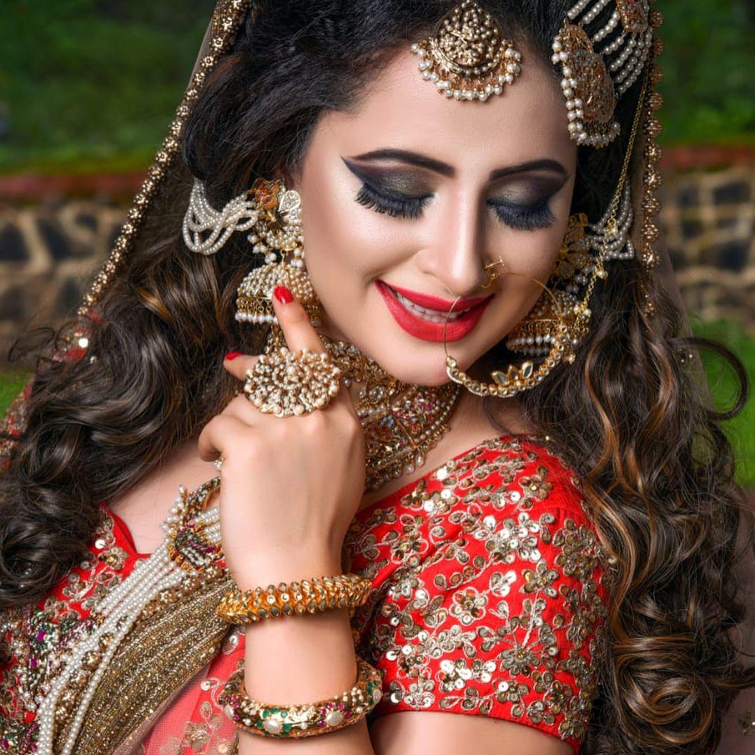 gurukul anurag makeup mantra.new hair style next class start