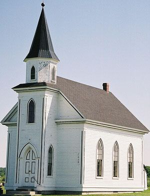Image result for white church