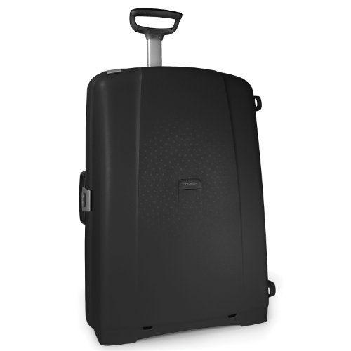 Samsonite Luggage F'Lite Upright 30 Wheeled Suitcase, Black, One ...