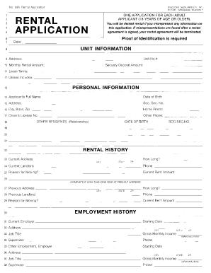 Png   Rental Applications