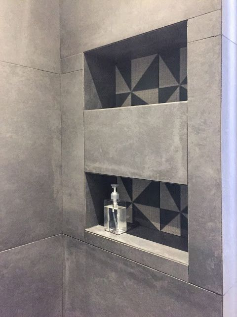 anna grant niches en carrelage mutina azulej r alisations achievements pinterest salle. Black Bedroom Furniture Sets. Home Design Ideas